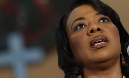 Rev. Bernice King On Her Father's Symbolic Speech