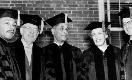 PHOTOS: MLK's Legacy In Higher Education