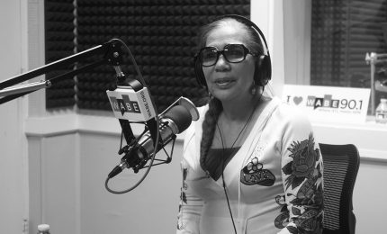 Altheida Mayfield Talks About Late Husband, Curtis Mayfield
