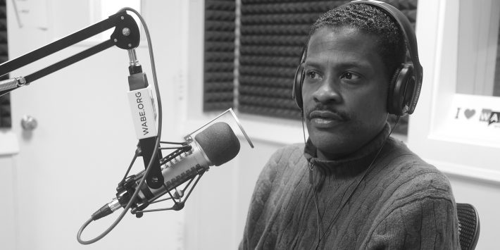 Isaac Newton Farris, Jr., Martin Luther King Jr.'s nephew, spoke to WABE's Rose Scott.