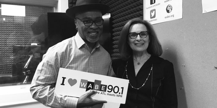 """Atlanta soul singer Kipper Jones spoke with """"City Lights"""" host Lois Reitzes about the musical contributions of African-Americans during the civil rights movement."""
