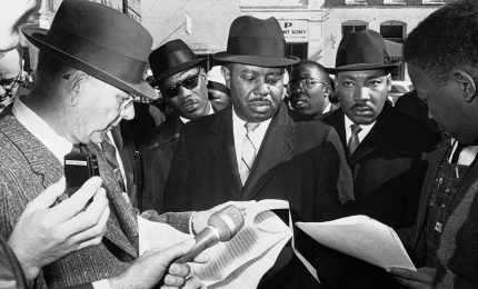 Martin Luther King Jr.'s Right-Hand Adviser: Rev. Ralph D. Abernathy