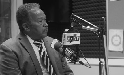 Former Morehouse President, Robert Franklin, Reflects On MLK's Moral Leadership